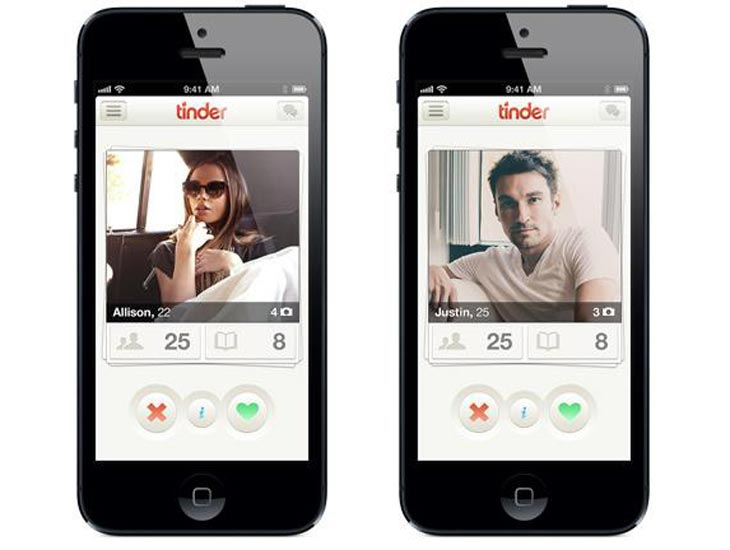 Review tinder app