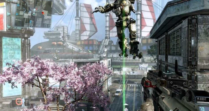 Titanfall PC: New visual features courtesy of Nvidia GameWorks