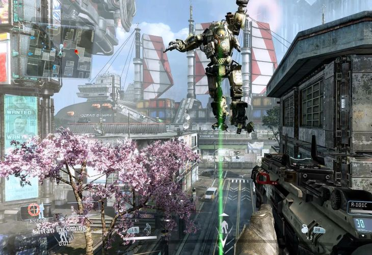 Titanfall PC New visual features courtesy of Nvidia GameWorks