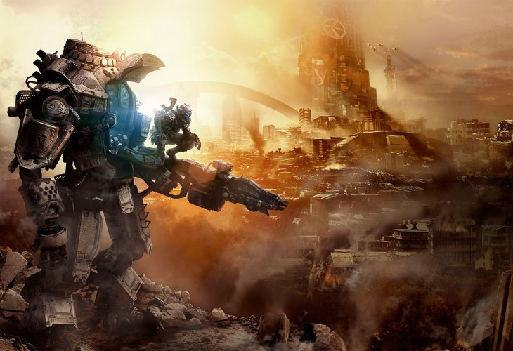 Xbox One's Titanfall just behind Destiny's PS4