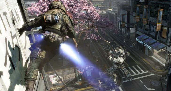 Titanfall anticipation forces COD Ghosts distraction