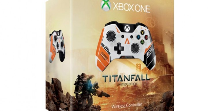 Titanfall gains limited edition Xbox One controller