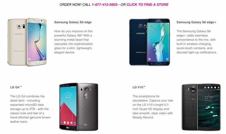 Tmobiles Buy One, Get One Half-Off offer