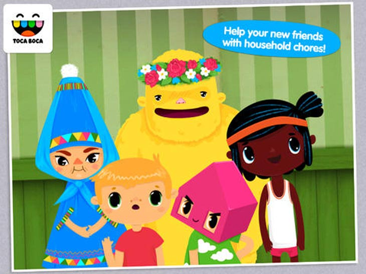 Toca-House-app-review