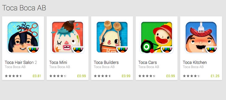 Toca-apps-for-Android
