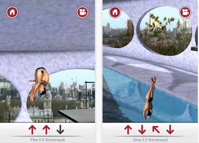 Tom Daley app