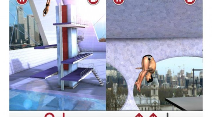 Tom Daley diving game needs iOS app update
