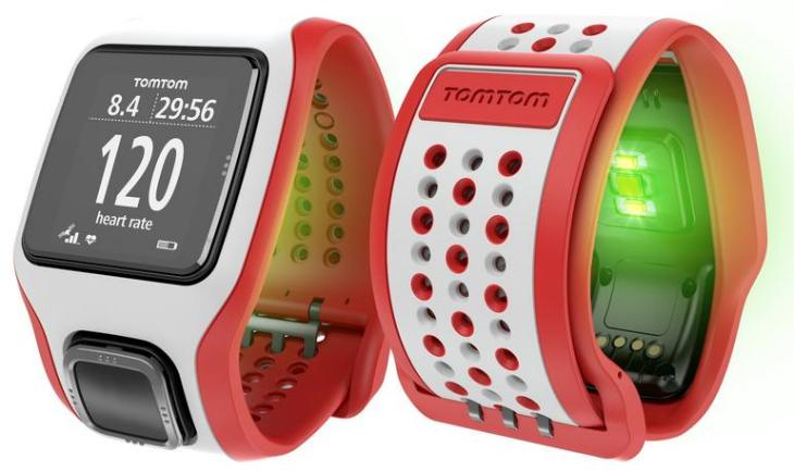 TomTom Runner Cardio review highlights features