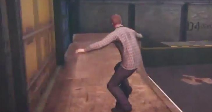 Tony Hawk's Pro Skater 5 graphics disappointment