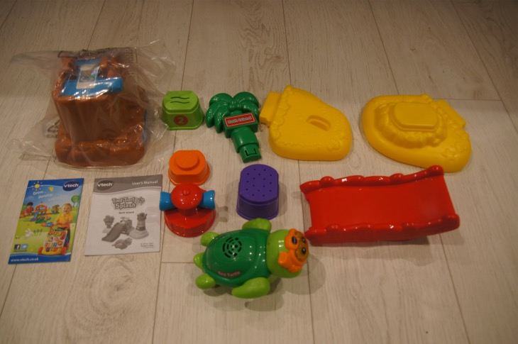 VTech Baby Toot-Toot Splash Toy Review for Bath Island Fun – Product ...