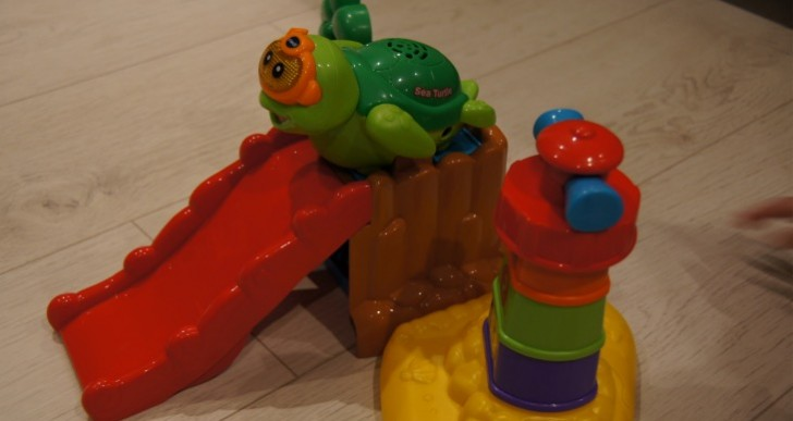 VTech Baby Toot-Toot Splash Toy Review for Bath Island Fun