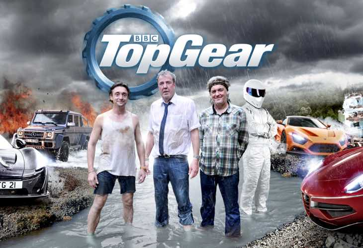 Top Gear Season 22 Episode 1 - Watch online worldwide via app