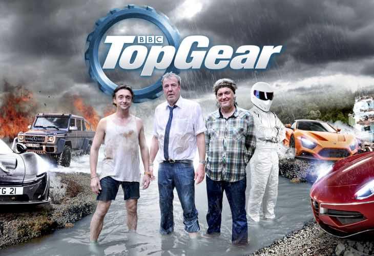 Top Gear Season 22 Episode 1 - Watch online worldwide via app
