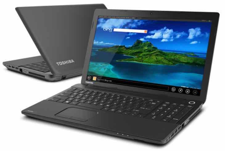 Toshiba 15.6 C55-C5379 i3 Laptop