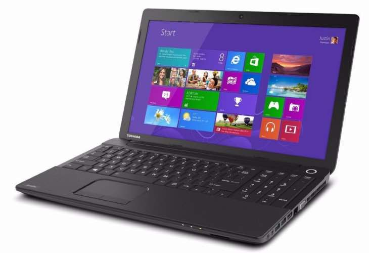 Toshiba C50D-B-120 Satellite E1 review in under 7 minutes