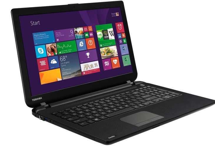 Toshiba C50D-B-120 Satellite E1 review