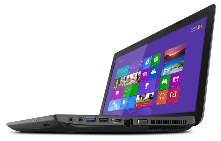 Toshiba Satellite C55-A5285 an ideal everyday laptop