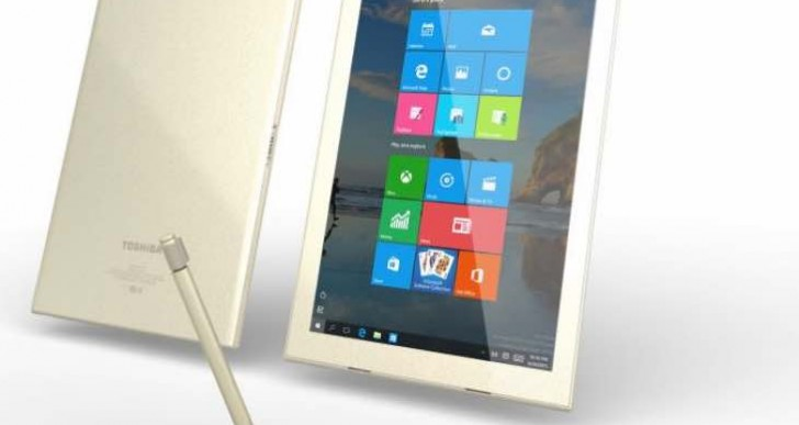 Toshiba DynaPad Vs. Surface 3 for price and specs