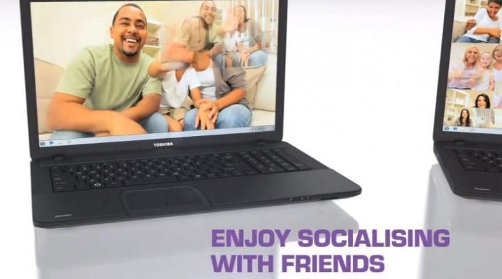 Toshiba Satellite C870, Qosmio X870 laptops