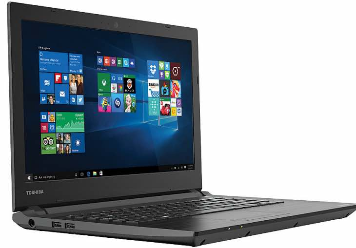 Toshiba Satellite CL45-C4370 specs