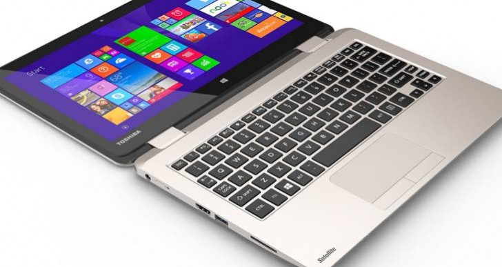 Toshiba Satellite Radius 11 available from Oct. 26