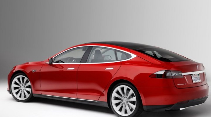 Tesla Model S wins TQI award with Kia, Audi, and Jaguar
