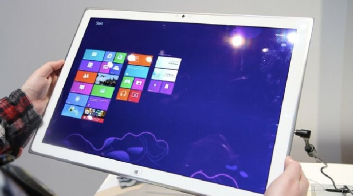 Panasonic Toughpad 4K set for delayed February release