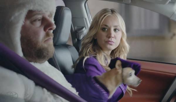 Toyota 2013 RAV4 Super Bowl commercial a Big Bang