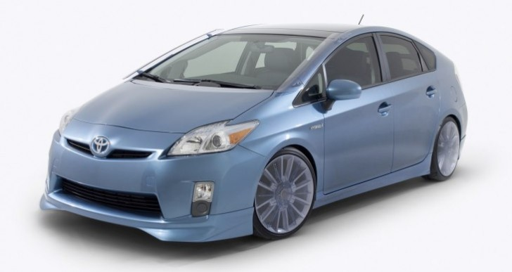 Toyota 2013 recall for Prius and Lexus hybrid vehicles