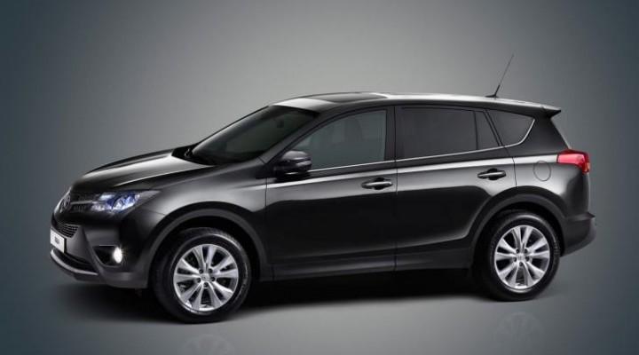 Toyota 2014 RAV4 popularity through reviews