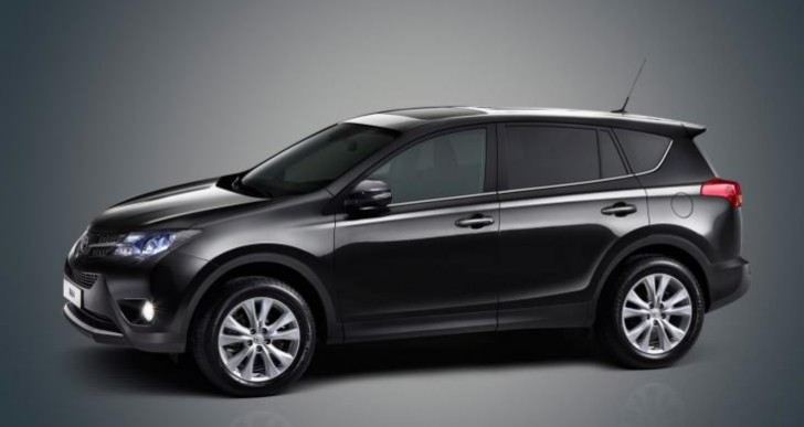Toyota 2014 RAV4 popularity through reviews