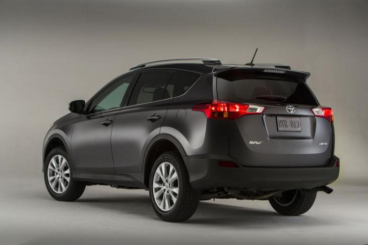 Toyota 2014 RAV4 reviews
