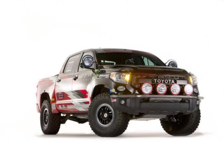 Toyota 2014 SEMA lineup