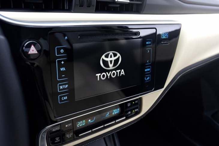 Toyota Corolla Altis Facelift