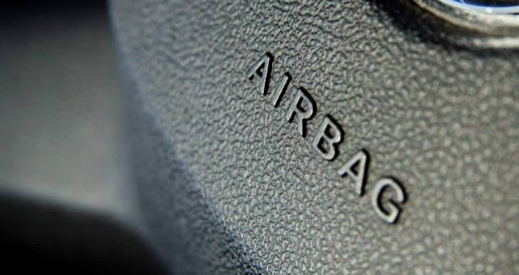 Toyota, Honda, Nissan and GM hit by airbag recall