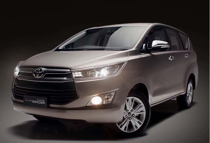 Toyota Innova Crysta petrol release date