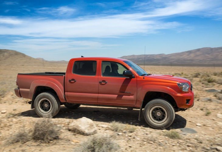 Toyota Tacoma 2015 redesign in photos 2