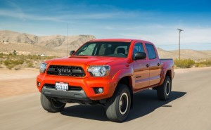 Toyota Tacoma 2015 redesign in photos