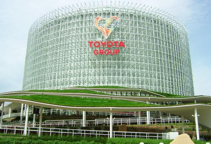 Toyota profits