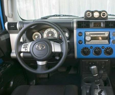 Toyota recalls 2014 FJ Cruiser, but not for airbag