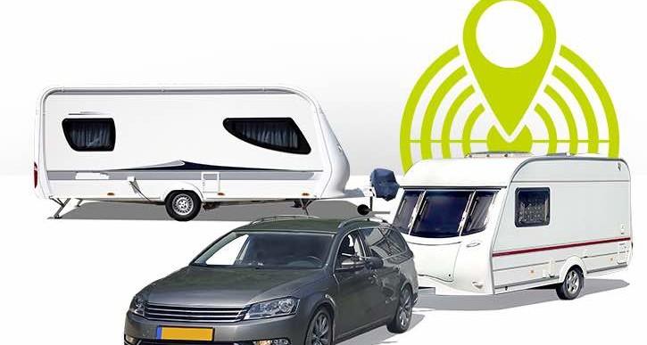 Trackstar Leisure tracks stolen caravans via app