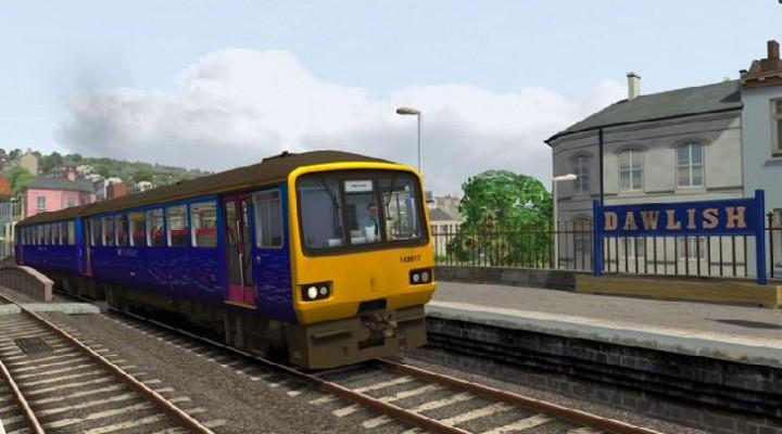 Train Simulator 2014 DLC delivers new routes