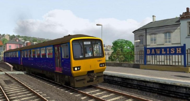 Train Simulator 2014 DLC delivers new routes