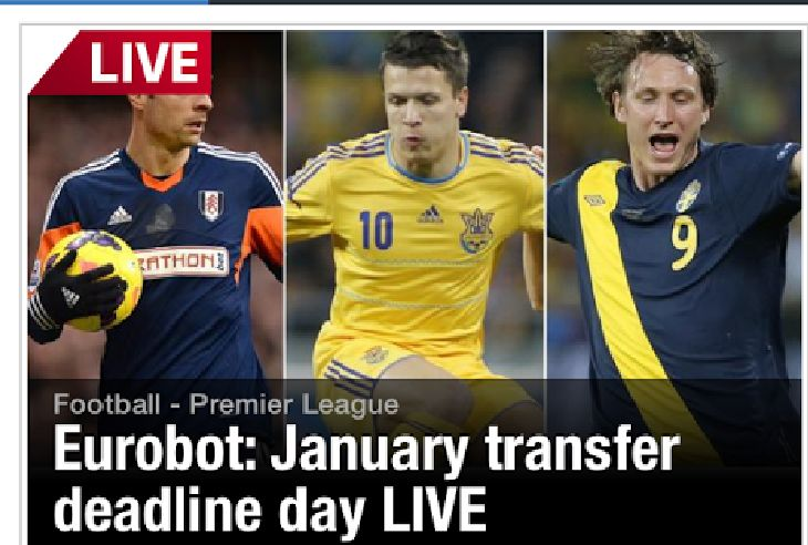 Transer-Deadline-Day