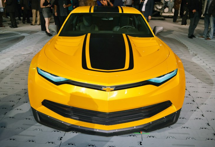 The new Bumblebee for Transformers 4