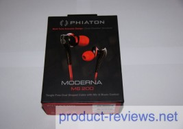 Trendy Phiaton Moderna MS 200 earphones review