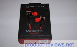 Trendy Phiaton Moderna MS 200 earphones review