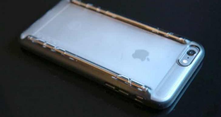 Trestle case resolves iPhone 6 Plus issue
