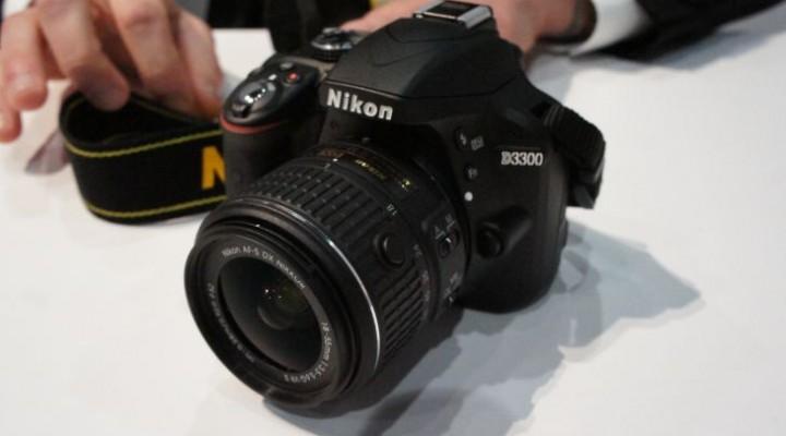 Trio of Nikon D3300 video samples