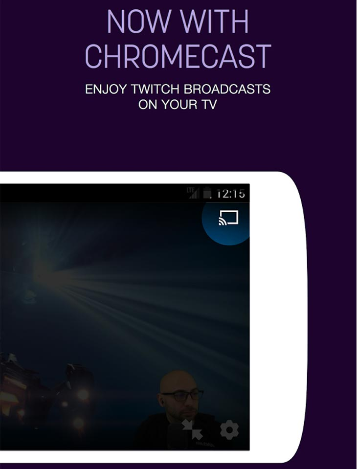 Twitch-android-Chromecast-update